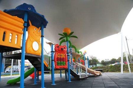 El sur tiene nueva imagen, la colonia Melitón Salazar estrena Parque