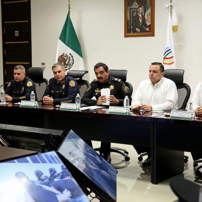 JEFE DE LA POLICÍA DE MIAMI EN YUCATÁN