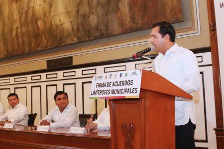 Ponen fin a añejo lío limítrofe entre Mérida, Kanasín y Umán