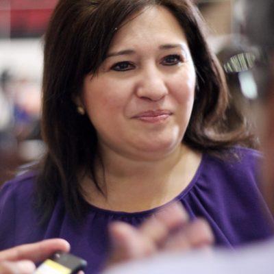 Los yucatecos pueden confiar en las autoridades electorales: Celia Rivas