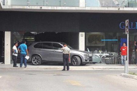 Una crisis epiléptica, la causa del accidente en Plaza Solare