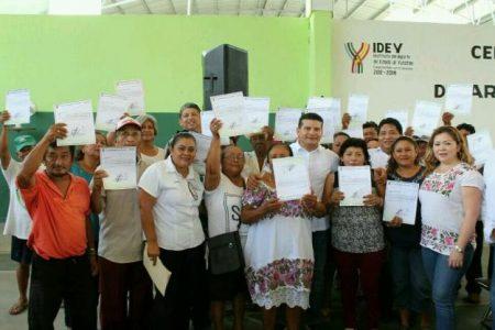 Logran base y jubilación para empleados del Ayuntamiento de Kanasín