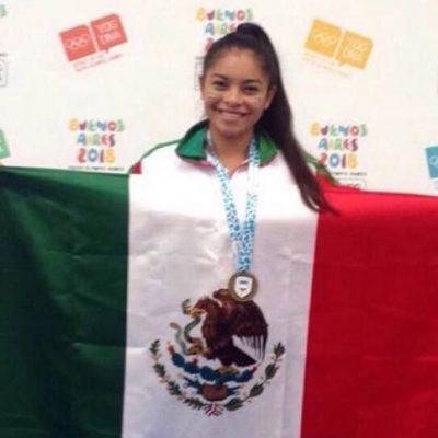 Karate con una medalla en el Panamericano de Argentina