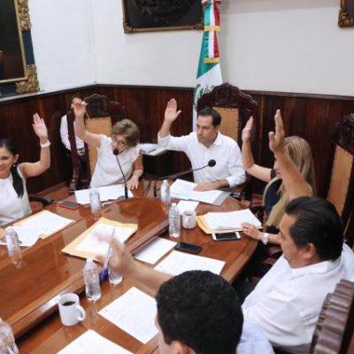 Cabildo de Mérida ratifica convenios de límites con Kanasín y Umán
