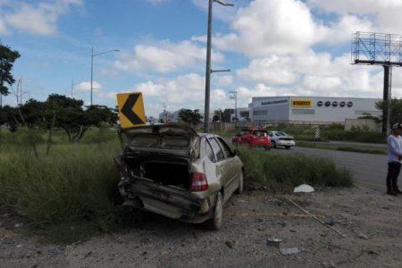 Por exceso de velocidad, la mayoría de los accidentes carreteros