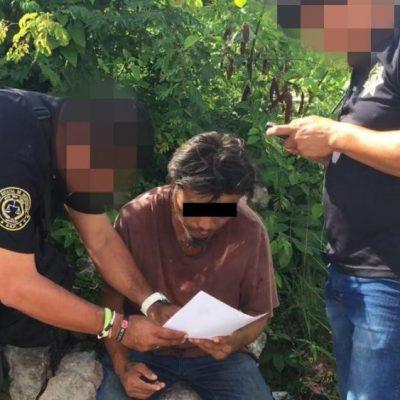 Detienen a uno de los hermanos homicidas de El Roble Agrícola