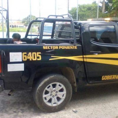 Encuestador del INEGI evita que se concrete un robo en Mérida