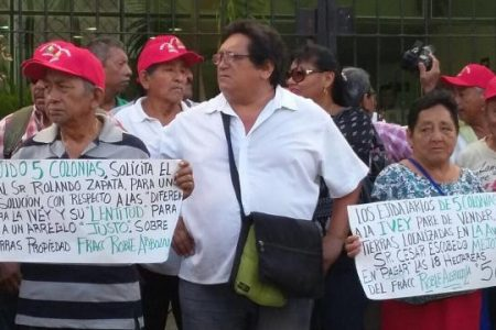 Ejidatarios: Buscan heredar millonaria deuda a la siguiente administración