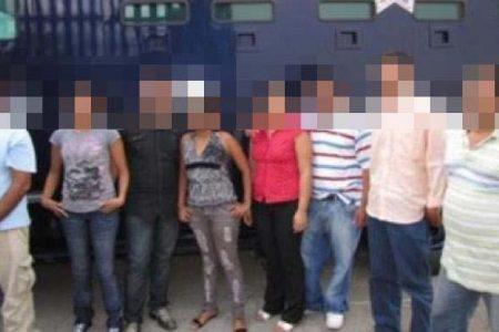 Unos 500 extranjeros ilegales fueron detenidos en este semestre en la Península