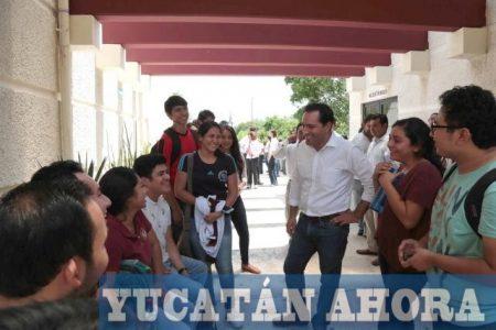 El Ayuntamiento de Mérida ofrece 5,000 becas de transporte a estudiantes