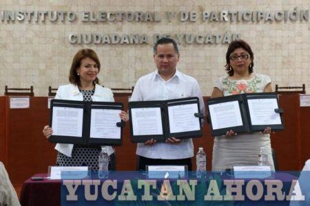 Plantean estrategia contra los delitos electorales