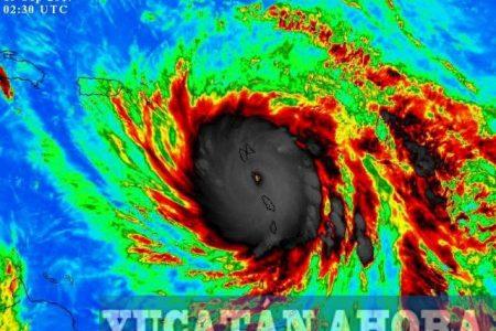 El huracán María de categoría 5 se abalanza sobre las Antillas