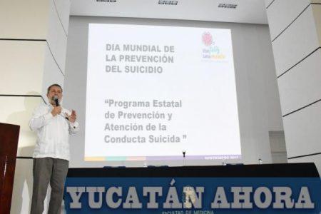 Asegura el Gobierno de Yucatán que han bajado los suicidios