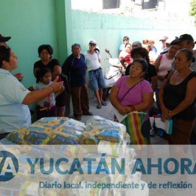 Inicia programa de nutrición para grupos vulnerables de Progreso