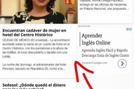 Sin querer, sitio web de Yucatán 'mata' a Ivonne Ortega