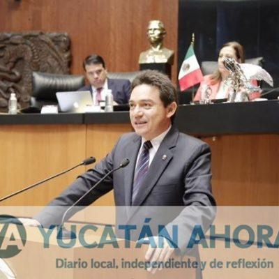 Ratifican México y Arabia Saudita acuerdo de combate a la delincuencia