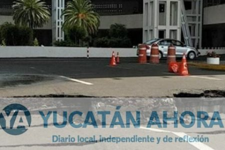 Cancelan tres vuelos de Mérida a la Ciudad de México por el sismo
