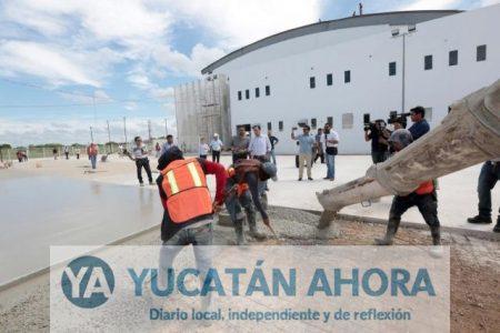 """La dan """"nueva vida"""" a la Unidad Deportiva de Francisco de Montejo V"""
