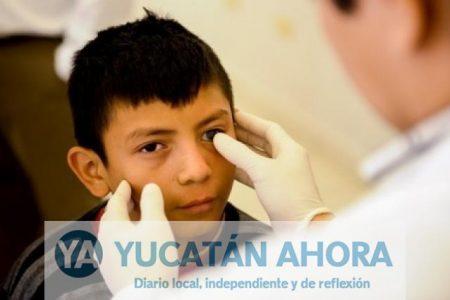 Ausentismo escolar por conjuntivitis, Progreso el más afectado
