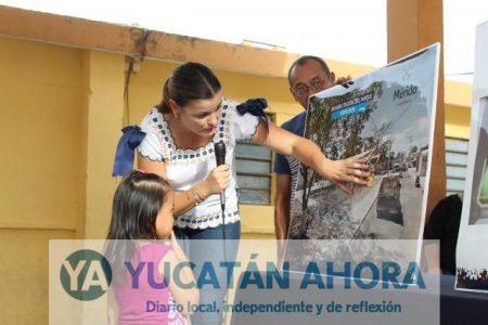 Komchén tendrá renovado parque, como los que se construyen en Mérida