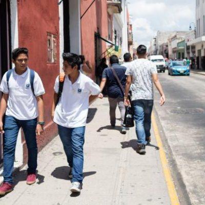 El sismo en Yucatán tuvo una intensidad de hasta tres grados