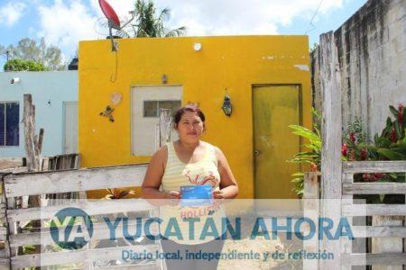 Acercan los servicios médicos al Fraccionamiento Campestre Flamboyanes de Progreso