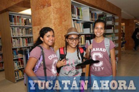 Inaugura UADY la biblioteca más grande del Sureste