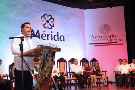 Luis Pérez Sabido, orador huésped en la sesión solemne por la Independencia