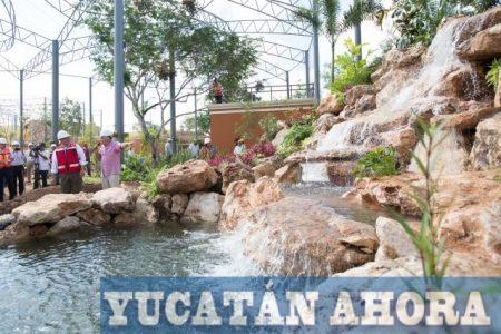En mes y medio estará listo el Parque Acuático de Xmatkuil