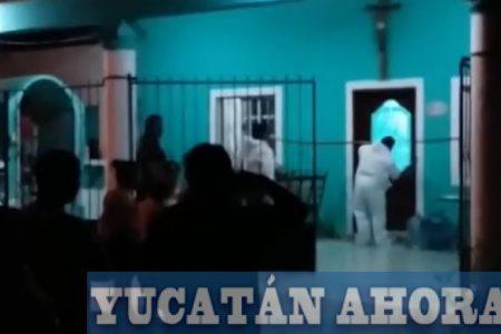 Cansada de las peleas de sus padres, niña de 9 años se ahorca en Komchén