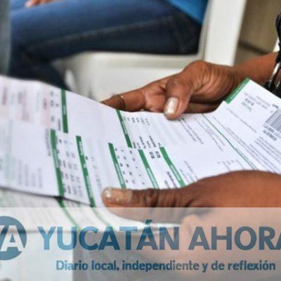 Piden que CFE mantenga la tarifa de verano en Yucatán