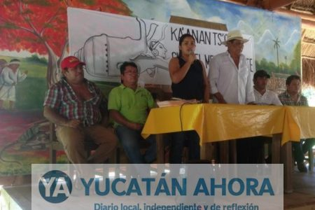 Se organiza el pueblo de Homún por defender su agua