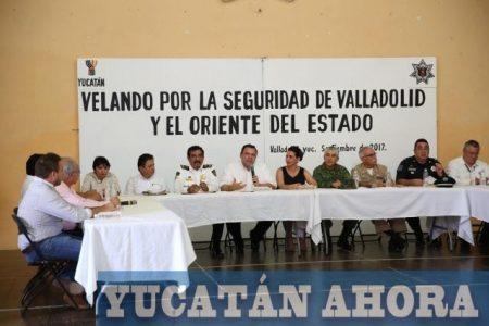 Desde Valladolid aplicarán Escudo Yucatán para el Oriente