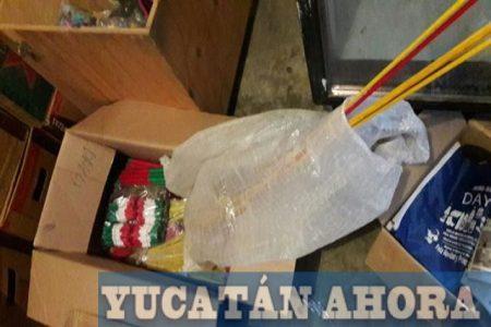 Frustran fiestas patrias en Valladolid por acumular ilegalmente pirotecnia