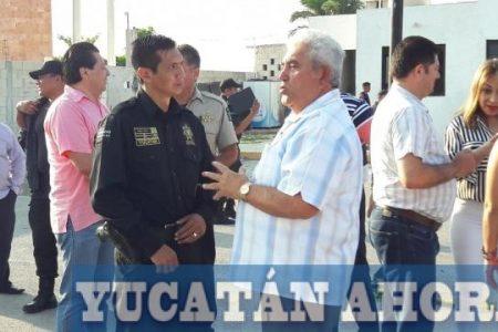 Toma el mando el nuevo Jefe de Policía de Progreso