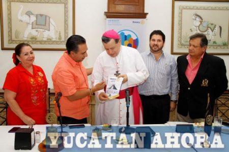 Rotarios se preparan para enviar 8 toneladas de víveres a Oaxaca y Chiapas
