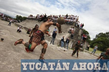 Yucatecos van por la Copa Mundial del Juego de Pelota Maya en Guatemala