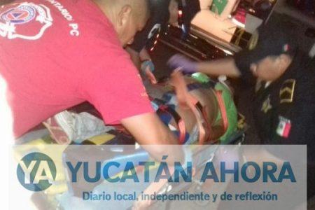 Chofer de Quintana Roo la atropella y mata cuando iba rumbo a su comisaría