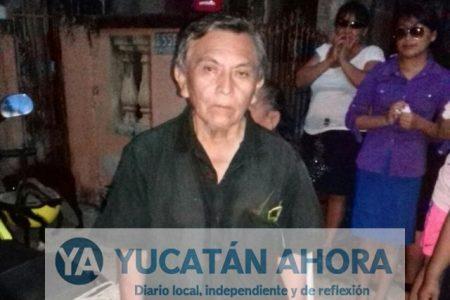 Ubican a abuelito herido que se escapó de su casa en Oxkutzcab