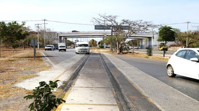Modernizarán uno de los primeros distribuidores viales de Yucatán