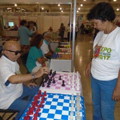 Yucatán 1, Cuba 1 en vibrante duelo sexagenario de ajedrez