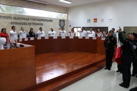 Inicia formalmente el proceso electoral 2017-2018