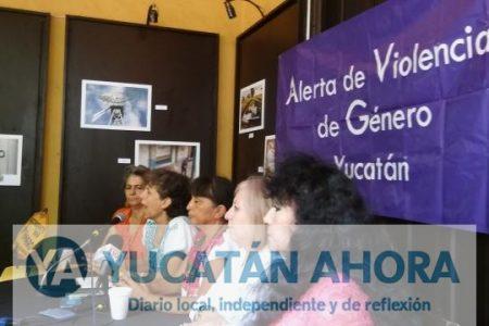 Yucatán acepta recomendaciones de la alerta de género