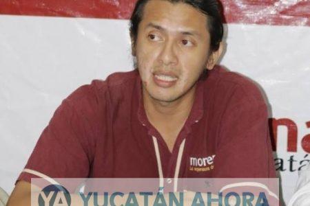 MORENA Yucatán: Movimiento Ciudadano, un aliado de la corrupción