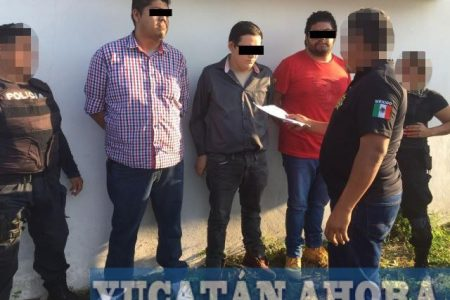 Juez libera a delincuentes, pero la SSP los detiene por secuestro enseguida