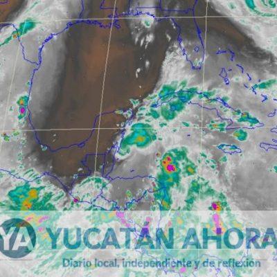 Vaguada y canal de baja presión dejará lluvias en intensas