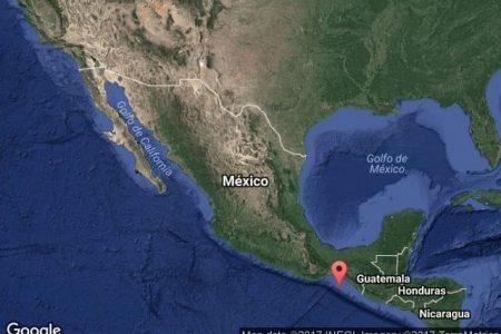 Sin reporte de daños o heridos por el sismo en Yucatán