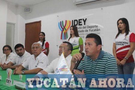 Los yucatecos, muy mexicanos y muy ejercitados