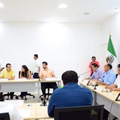 Comparecen candidatos para el Consejo Consultivo del INAIP