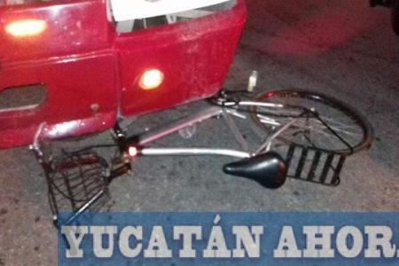 Camionero descuidado le rompe la cabeza